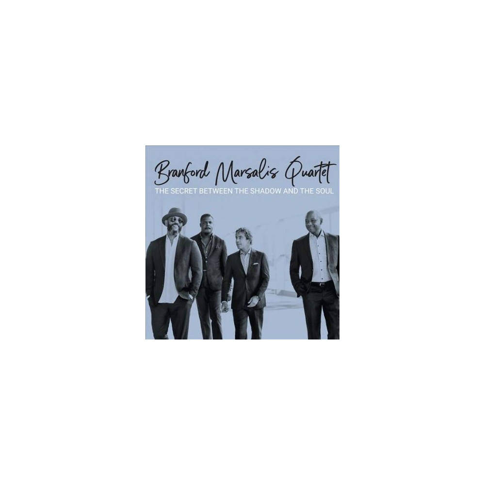 Branford Q Marsalis - Secret Between The Shadow And The Sou (CD)