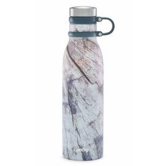 Contigo 20oz Couture Thermalock Vacuum-Insulated Stainless Steel Water Bottle Time Worn