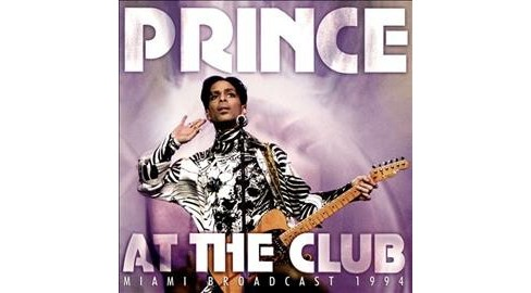 Prince - At The Club (CD) - image 1 of 1