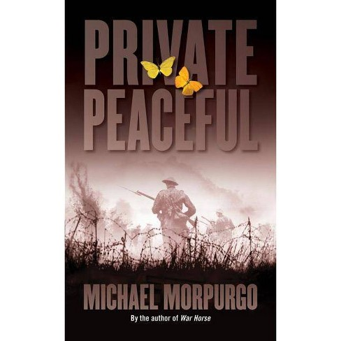 Private Peaceful - (After Words) by  Michael Morpurgo (Paperback) - image 1 of 1