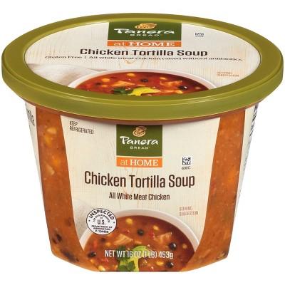 Panera Bread at Home Gluten Free Chicken Tortilla Soup - 16oz
