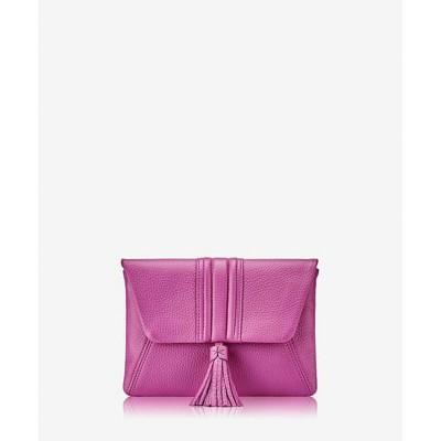 GiGi New York Pink Ava Clutch Bag