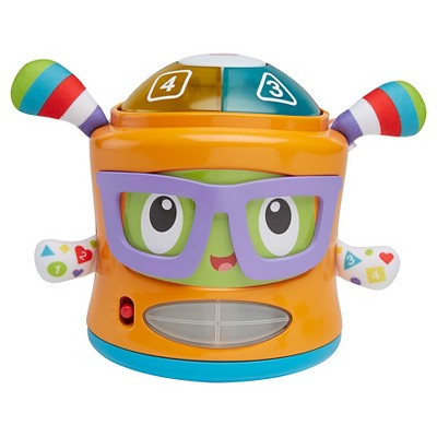 Fisher-Price Franky Beats Bat and Boogie