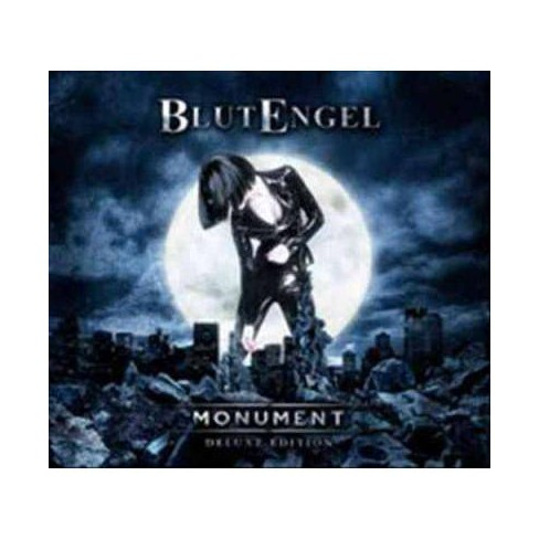 Blutengel - Monument (Deluxe Edition) (CD) - image 1 of 1