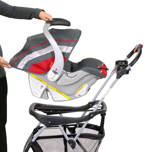 Baby Trend Snap N Go EX Universal Infant Car Seat Carrier Target