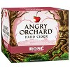 Angry Orchard Rosé Cider - 12pk/12 fl oz Slim Cans - image 3 of 3