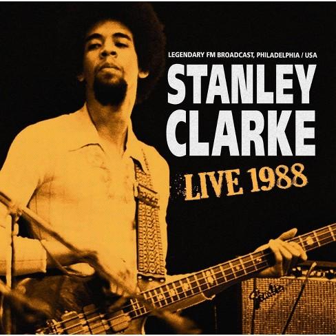 Stanley Clarke - Live 1988 (CD) - image 1 of 1