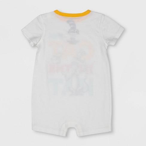 f6bc5599bbfc Baby Dr. Seuss 2pc Long Sleeve And Short Sleeve Bodysuit Set - Gray ...
