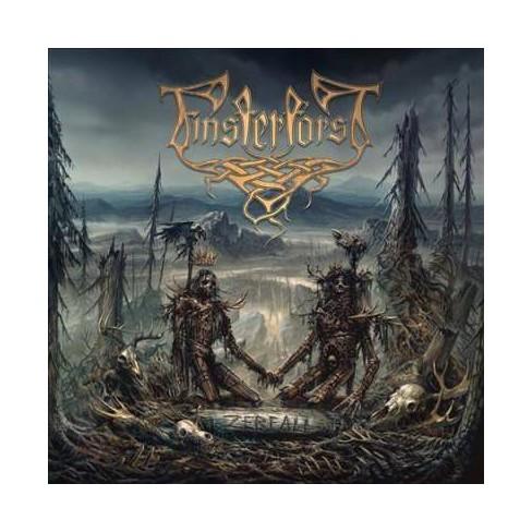 Finsterforst - Zerfall (CD) - image 1 of 1