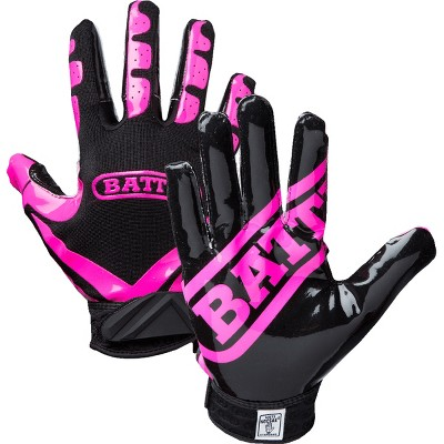 Battle Sports Science Receivers Ultra-Stick Football Gloves