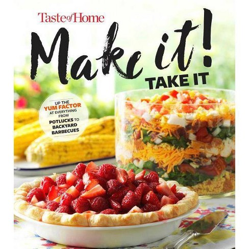 Taste of Home Make It Take It Cookbook - (Paperback) - image 1 of 1