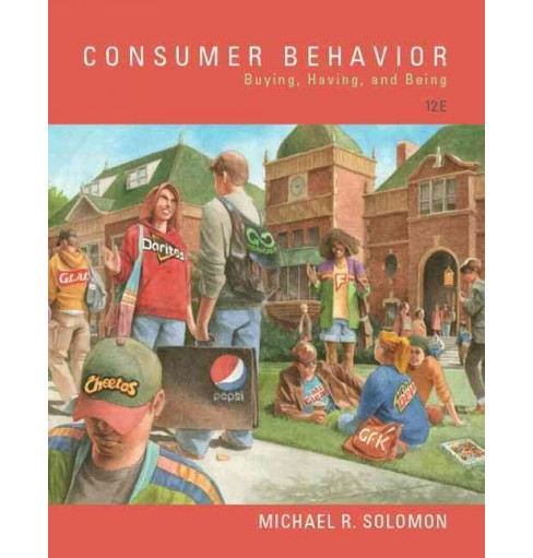 Consumer Behavior : Buying, Having, and Being (Hardcover) (Michael G. Solomon) - image 1 of 1