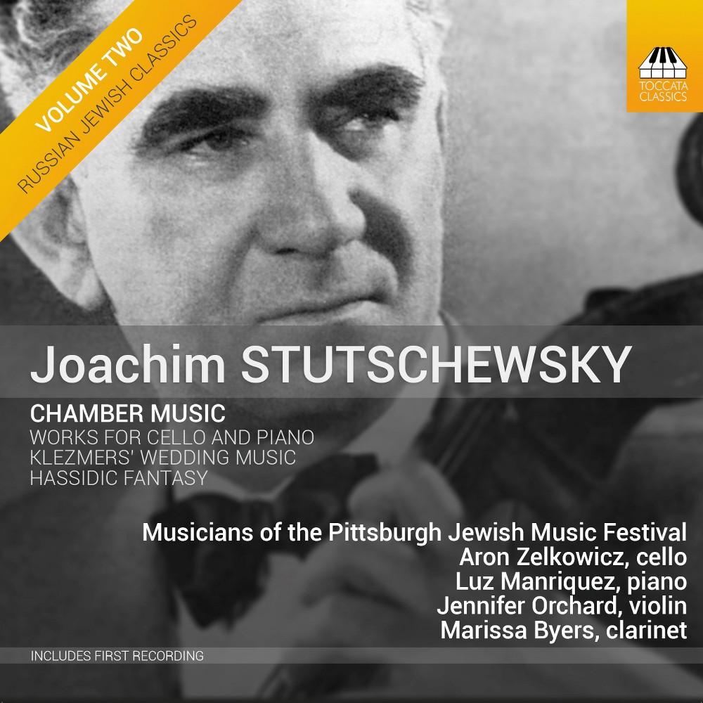 Musicians Of The Pit - Stutschewsky:Chamber Music (CD)