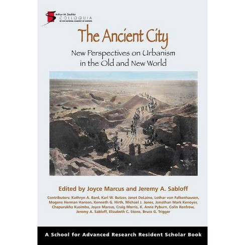Ancient City - (Paperback) - image 1 of 1