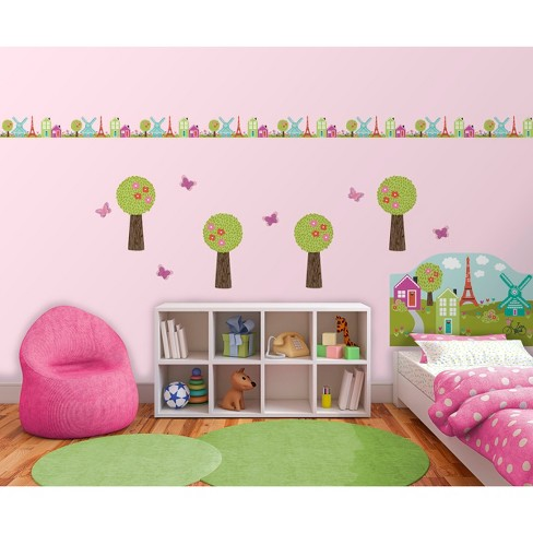 WallPops!® Dilly Dally Room Décor Kit - image 1 of 1