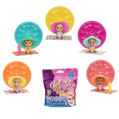 Barbie Color Reveal Babies - Sand and Sun Series