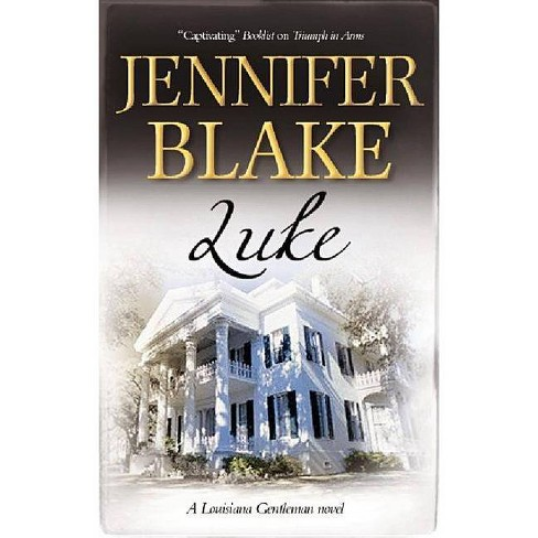 Luke - by  Jennifer Blake (Hardcover) - image 1 of 1