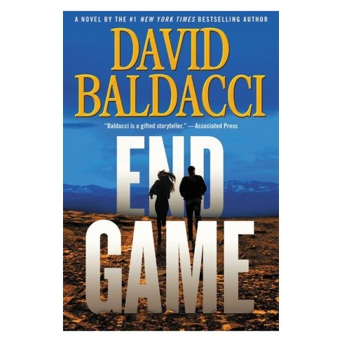 End Game by David Baldacci (Paperback) - image 1 of 1