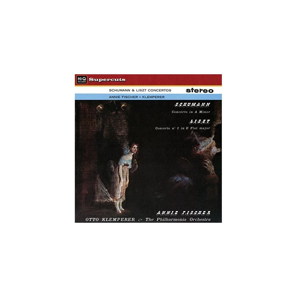 Philharmonia orchest - Schumann/Liszt:Ctos featuring annie f (Vinyl)