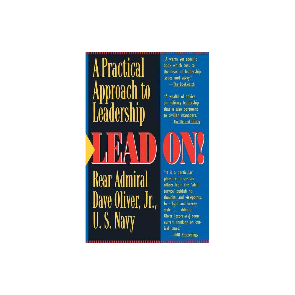 Lead On By Dave Oliver Paperback
