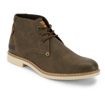 Levi's Mens Monroe WX Casual Chukka Boot