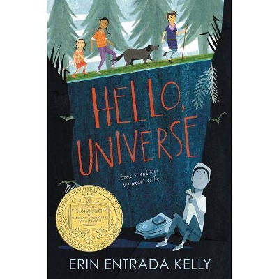 Hello, Universe - by  Erin Entrada Kelly (Hardcover)