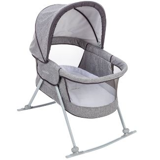 Safety 1st Nap and Go Travel Bassinet - Nightfall
