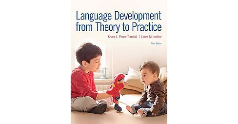 Language Development from Theory to Practice (Enhanced) (Paperback) (Khara L. Pence Turnbull & Laura M. - image 1 of 1