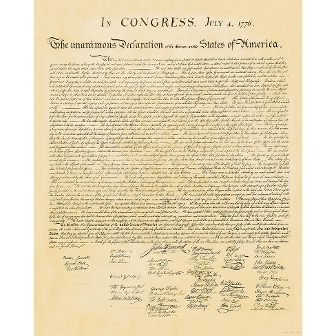 Art.com - Declaration of Independence - image 1 of 2