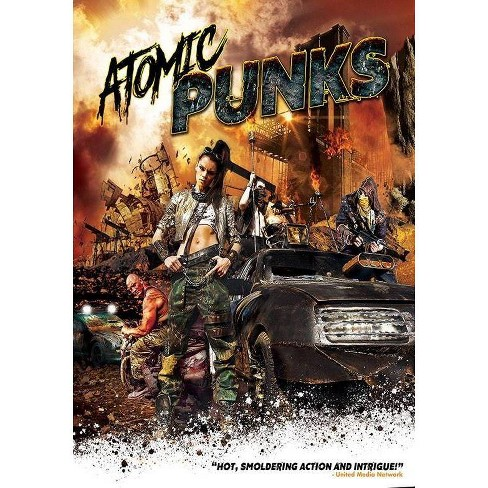 Atomic Punks (DVD) - image 1 of 1