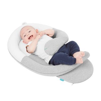 Babymoov CloudNest Organic Anti-Colic Newborn Infant Seat Lounger