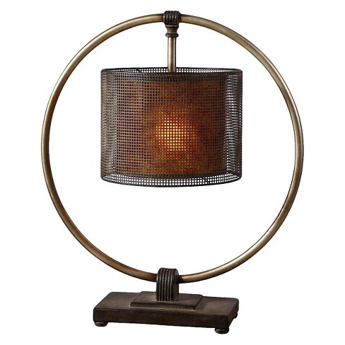Uttermost Dalou Hanging Shade Table Lamp (Lamp Only) - Bronze Brown - image 1 of 1