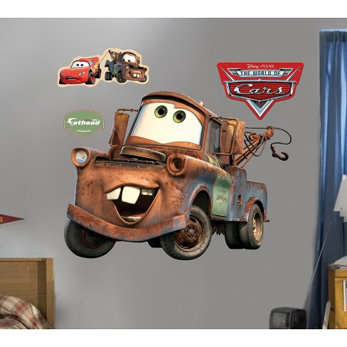 Fathead Disney's Cars Wall Décor - Mater - image 1 of 1