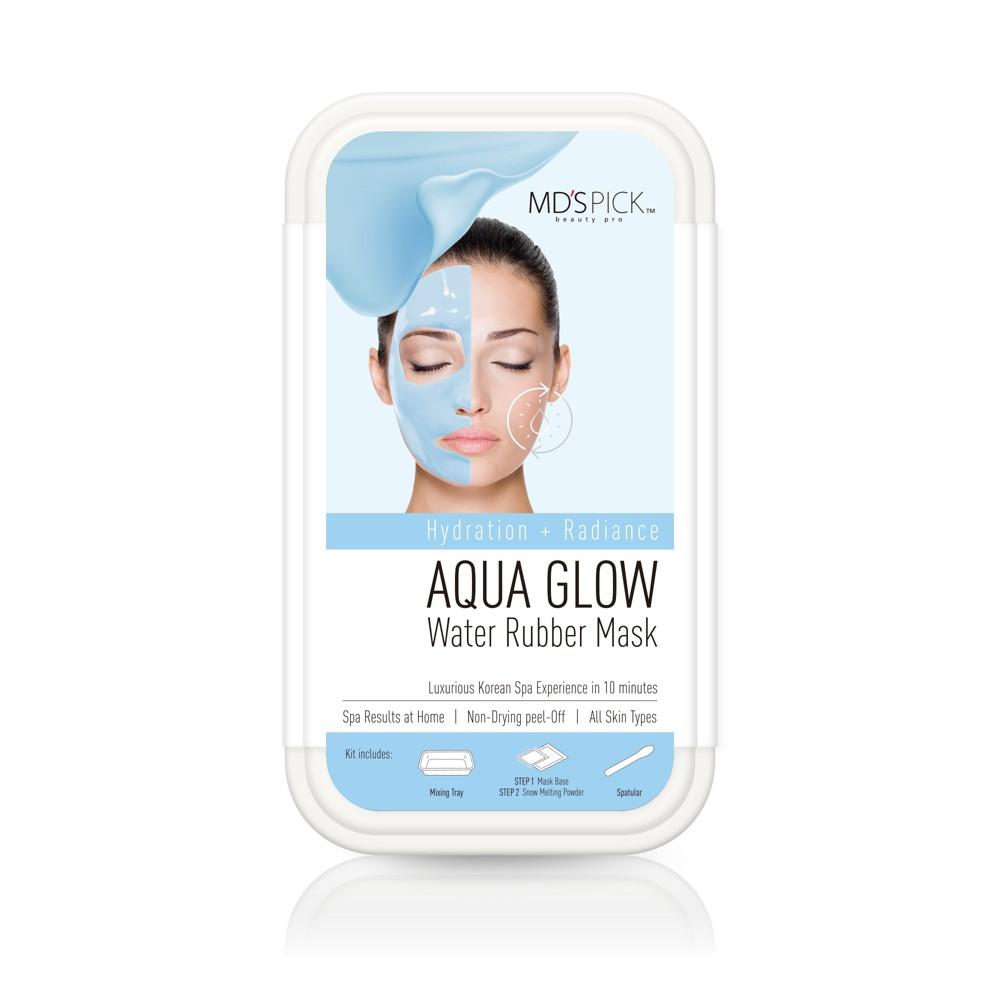 MD's Pick Water Rubber Mask - Aqua Glow - 1ct