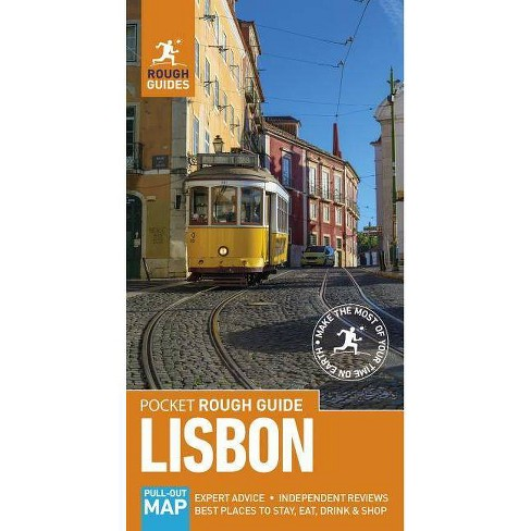 Pocket Rough Guide Lisbon (Travel Guide) - (Pocket Rough Guides) 5 Edition by  Rough Guides (Paperback) - image 1 of 1