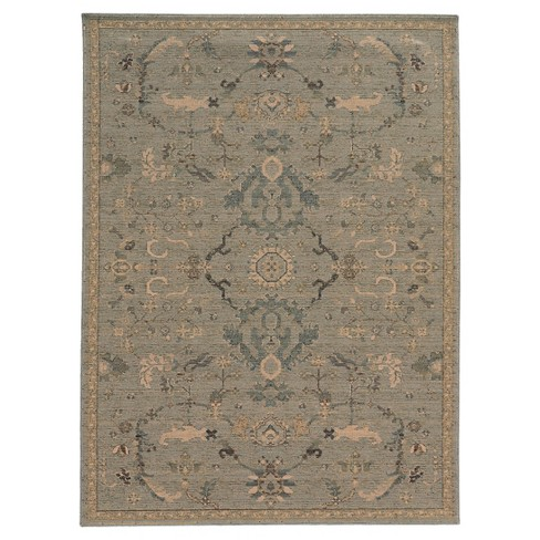 Bordered Heritage Area Rug - image 1 of 1