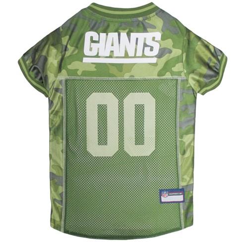 40d292c0c4c NFL Pets First Camo Pet Football Jersey - New York Giants : Target