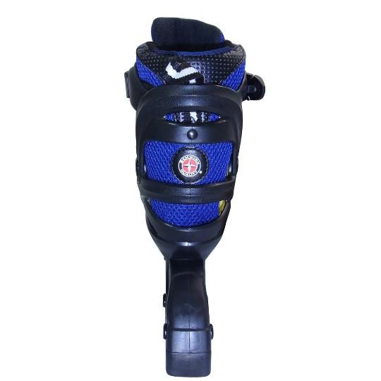 Schwinn Boy's Adjustable Inline Skate - Black/Blue 5-8 image number null