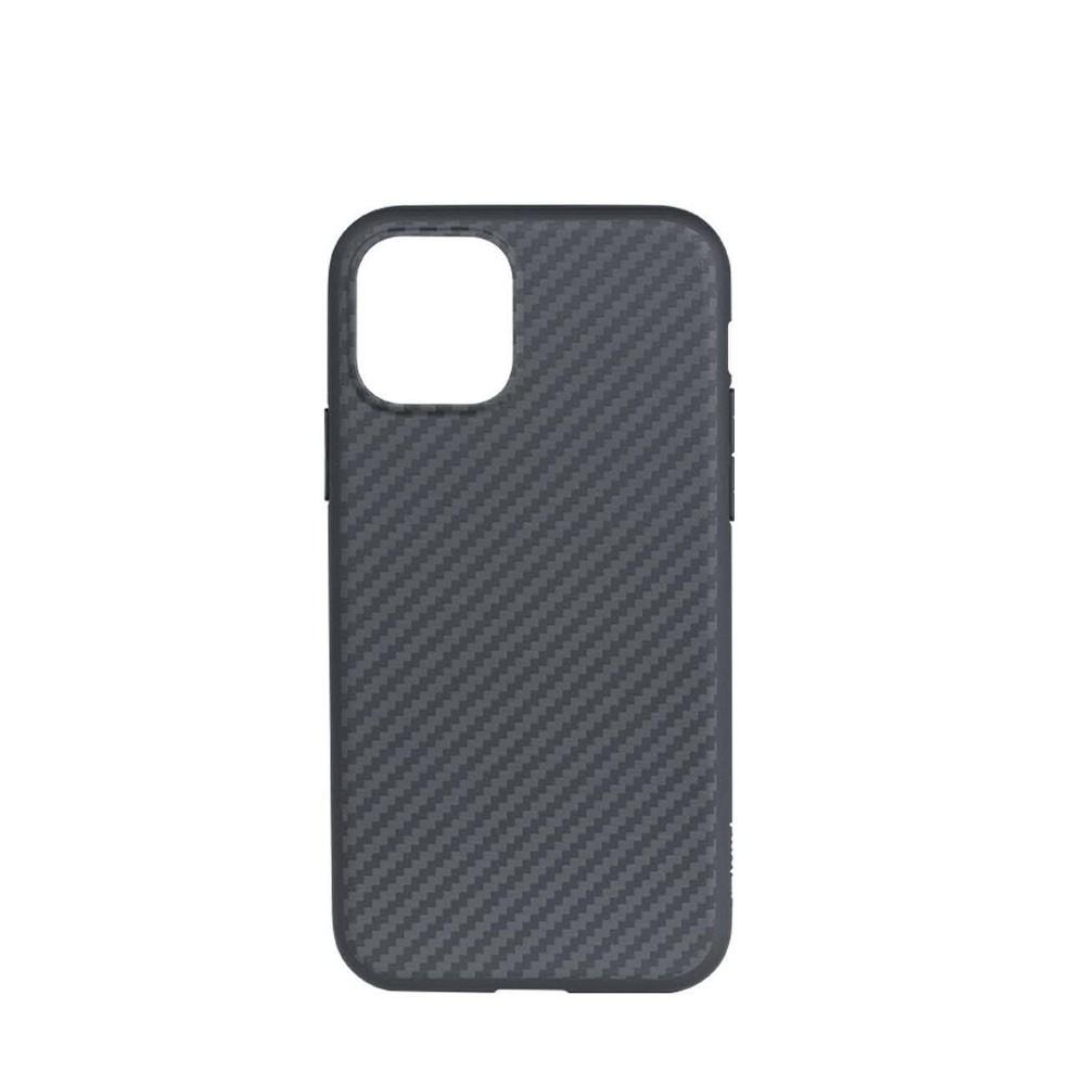 Evutec Apple Iphone 11 Pro X Xs Karbon Case With Car Vent Mount Black