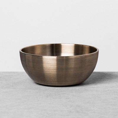 Decorative Bowl Brass - Hearth & Hand™ with Magnolia
