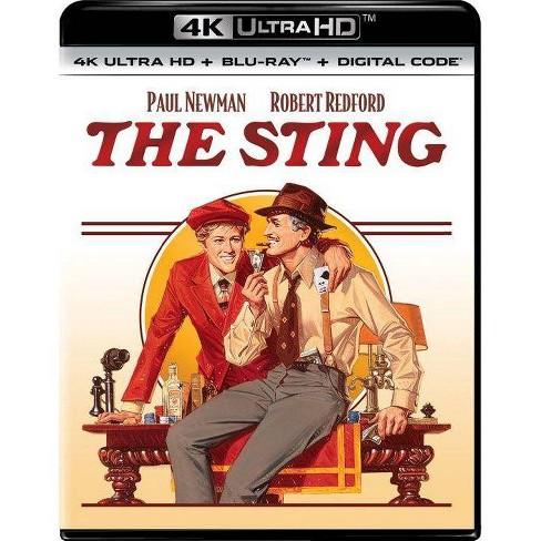 The Sting (SteelBook) (4K/UHD + Blu-ray + Digital) - image 1 of 3