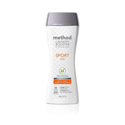 Method Laundry Detergent Booster - Sport - 28.2oz
