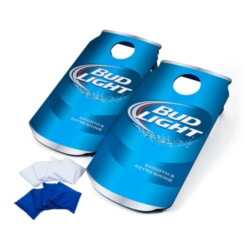 Bud Light Can Cornhole Bean Bag Toss Game - image 1 of 4