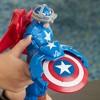 Marvel Avengers Titan Hero Series Blast Gear Captain America - image 4 of 4