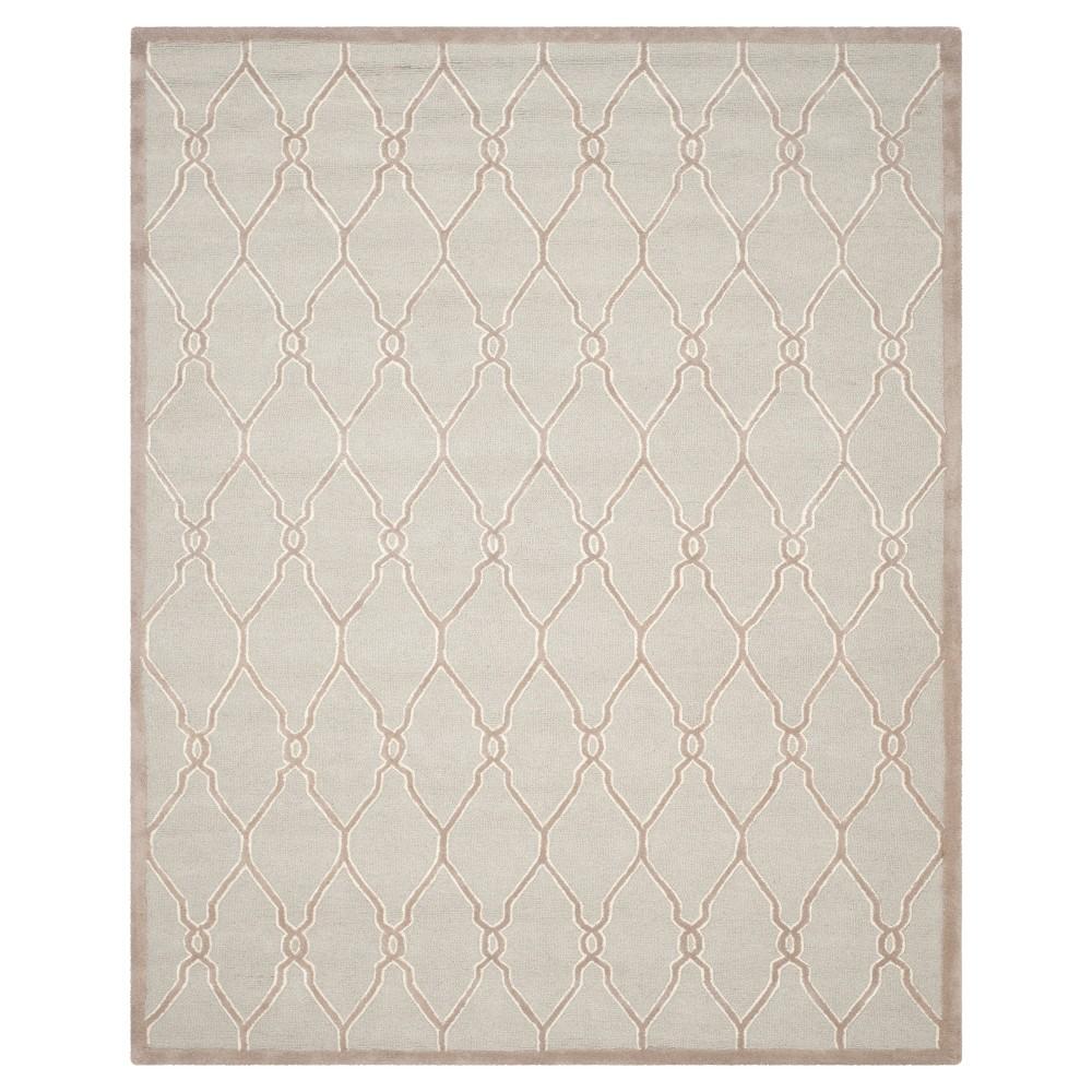 Orli Area Rug - Light Gray / Ivory ( 8' X 10' ) - Safavieh, Light Gray/Ivory