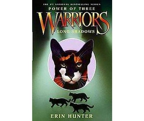 Long Shadows ( Warriors: Power Of Three) (Hardcover) by Erin Hunter - image 1 of 1