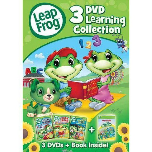 Leapfrog Collection (DVD) - image 1 of 1
