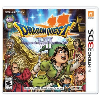 Dragon Quest VII: Fragments of the Forgotten Past Nintendo 3DS