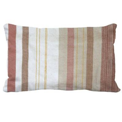 Woven Stripe Oversized Lumbar Pillow - Threshold™