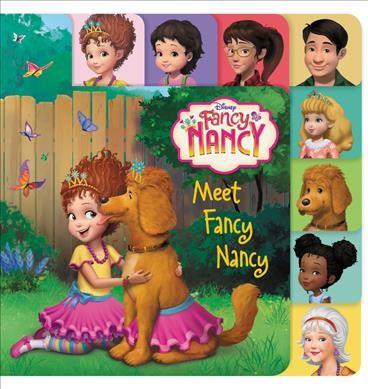 Fancy Nancy TV Tie-In by Jane O'Connor (Board Book)